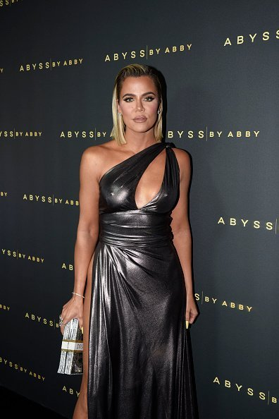 Khloe Kardashian at Abyss By Abby - Arabian Nights Collection Launch Party at Casita Hollywood on January 21, 2020.| Photo:Getty Images