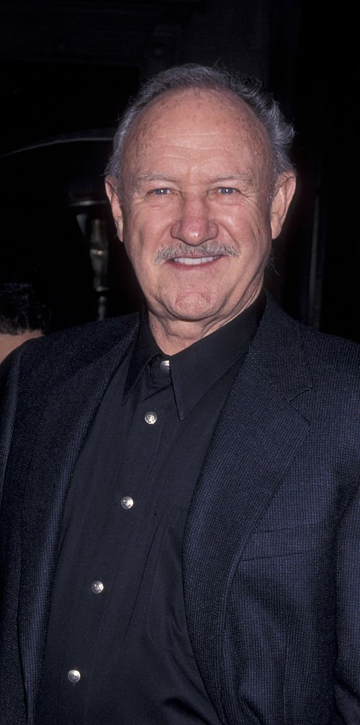 "Actor Gene Hackman attends the world premiere of ""The Royal Tennenbaums."" 