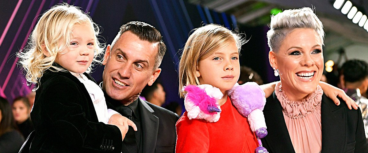 Exclusive: Carey Hart Says Wife Pink Is His Biggest Muse — Living Life at Full Throttle with Kids