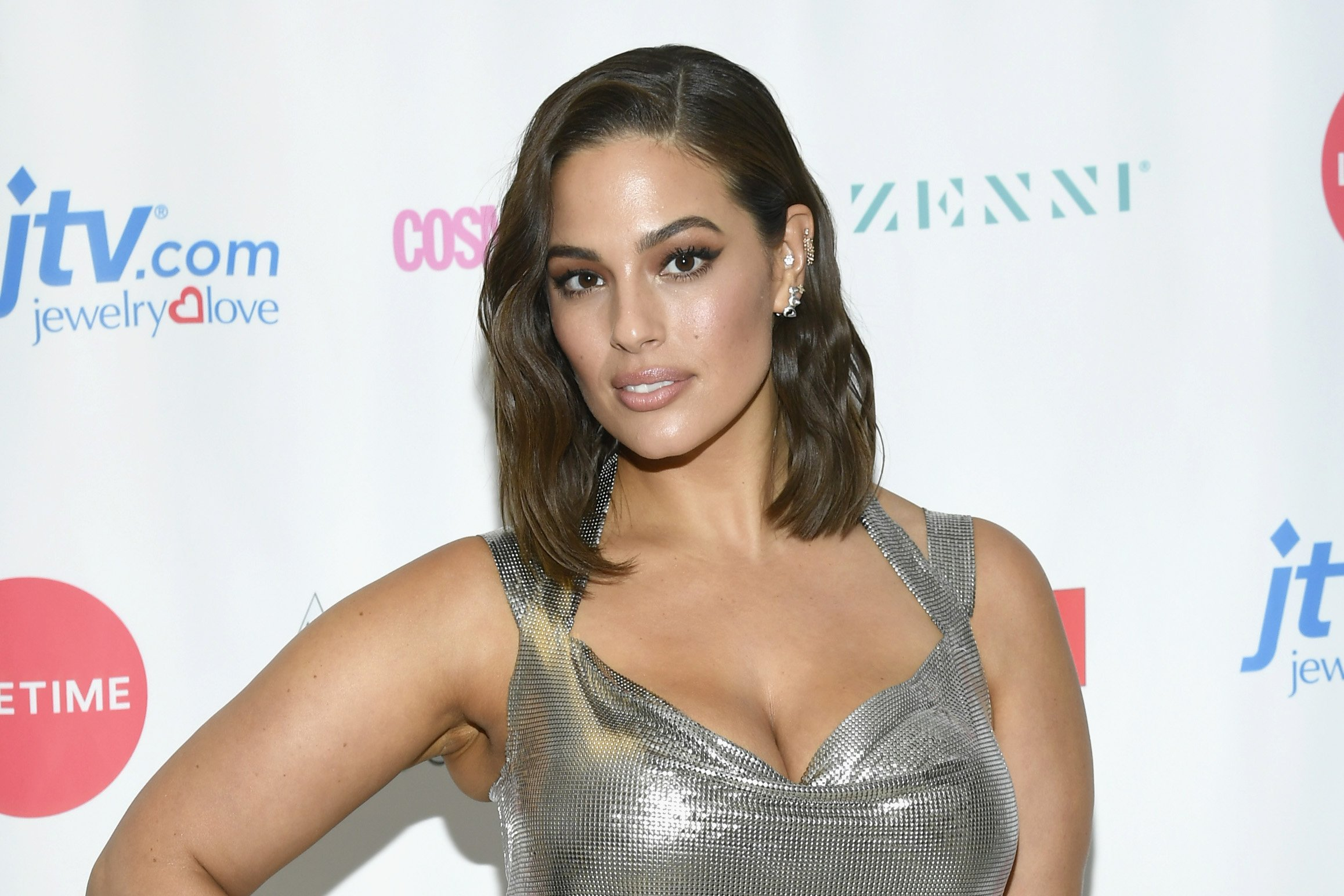 Model Ashley Graham attends Lifetime's American Beauty Star Season 2 Live Finale at Manhattan Center on March 27, 2019 in New York City   Photo: Getty Images