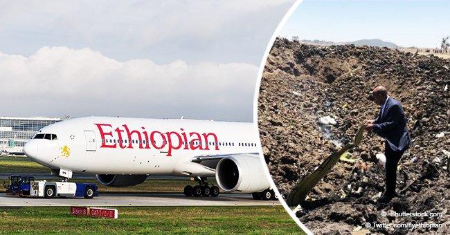 Avión se estrella en Etiopía y sus 157 pasajeros mueren