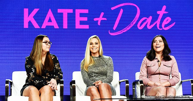 Kate Gosselin makes first TV appearance in a year, and all eyes are on her grown-up twins