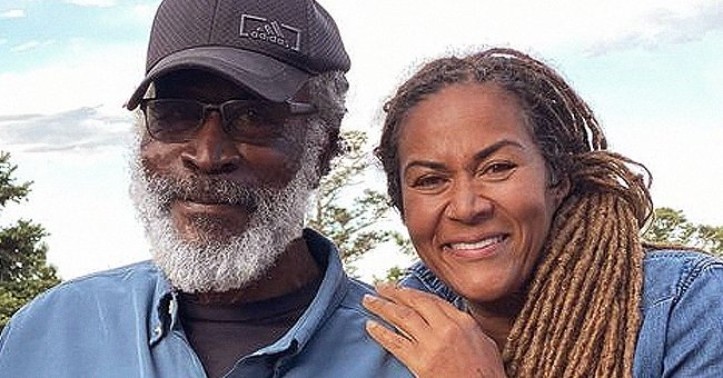 John Amos' Daughter Shannon Lives It up at the Beach — See Her Seaside Look