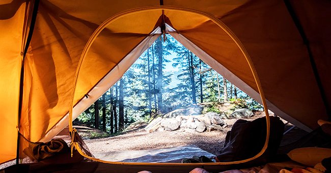 Daily Joke: Four Men Went Camping Together