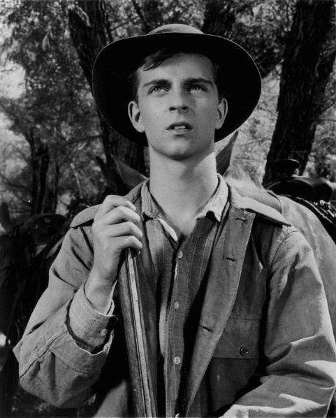 Photo of American actor, Tommy Rettig | Photo: Wikipedia