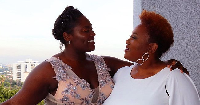 Danielle Brooks of 'Orange Is the New Black' Shares Cute Photo of Baby Daughter and Mom on Mother's Day