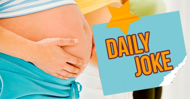 Daily Joke: Young Couple Tries Hard to Have a Baby but Nothing Helps
