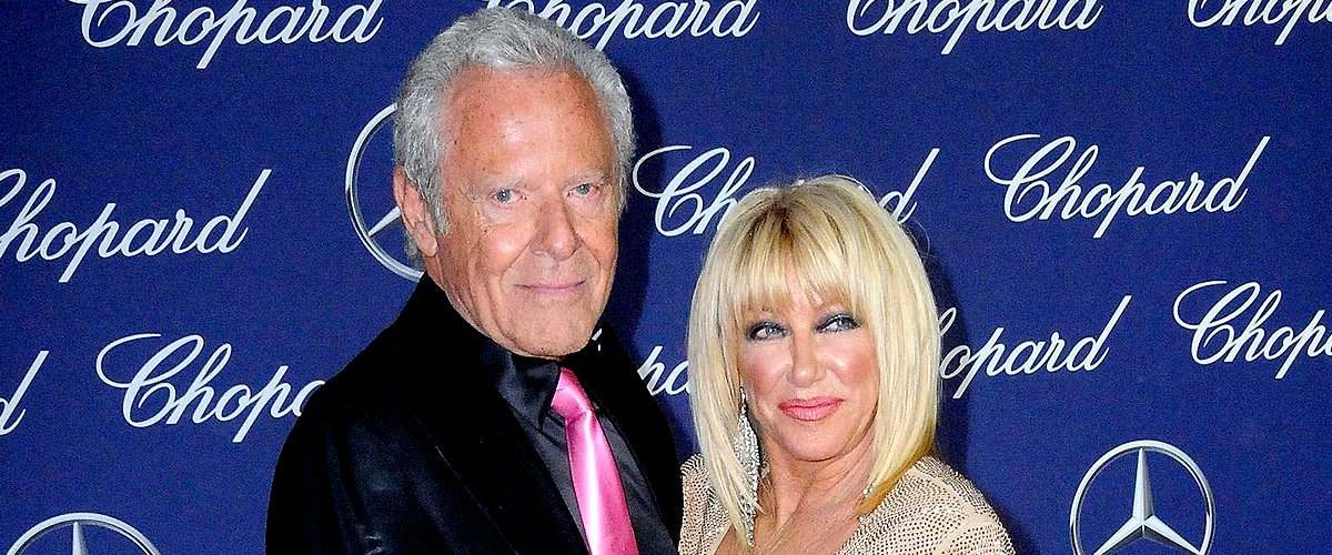 Suzanne Somers Once Discussed Keeping the Fire Alive with Her Husband after 50 Years Together