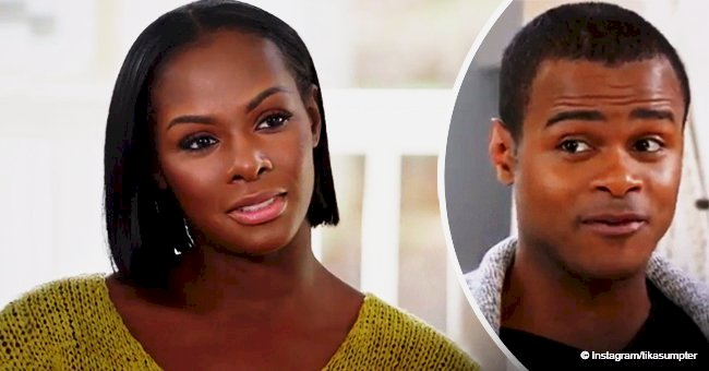 Tika Sumpter has an older brother who could be her twin in recent video