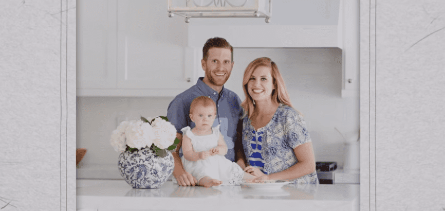 Shea and Syd McGee of Studio McGee on their Netflix show, Dream Home Makeover | Photo: Youtube/netflix