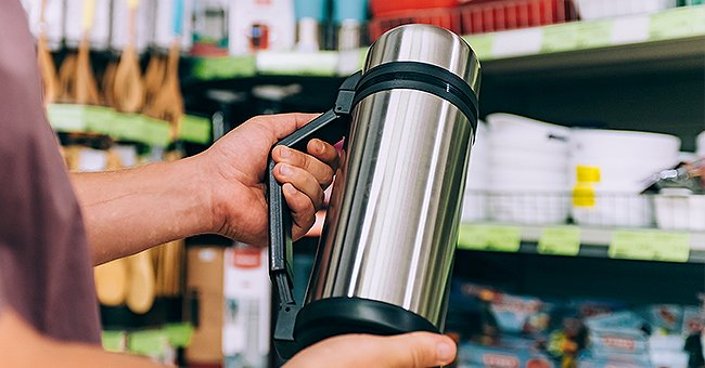 Daily Joke: A Man Buys Himself a Thermos