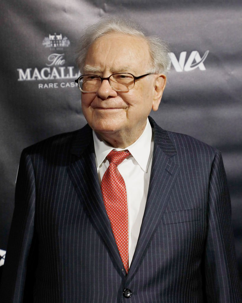 Warren Buffett attends the Forbes Media Centennial Celebration at Pier 60 on September 19, 2017 in New York City | Photo: Getty Images
