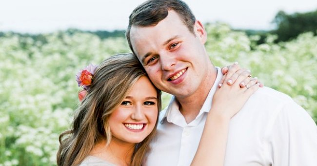 Joe and Kendra Duggar of 'Counting on' Share Cute New Photos with Son Garrett and Newborn Daughter Addison
