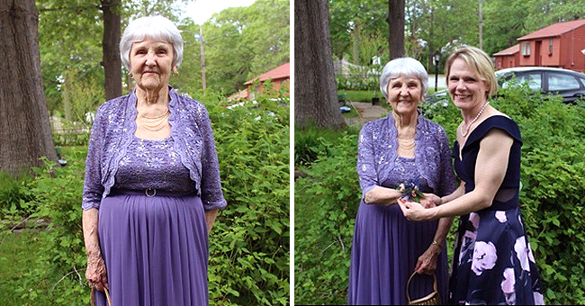 97-Year-Old Named 'Honorary Prom Queen' after Attending the Ball for the First Time in Her Life