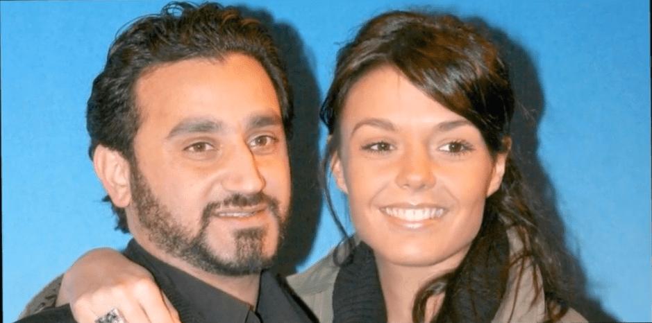 Cyril Hanouna a pris la pose avec sa compagne Emilie. | Youtube/Actualités du Quotidien