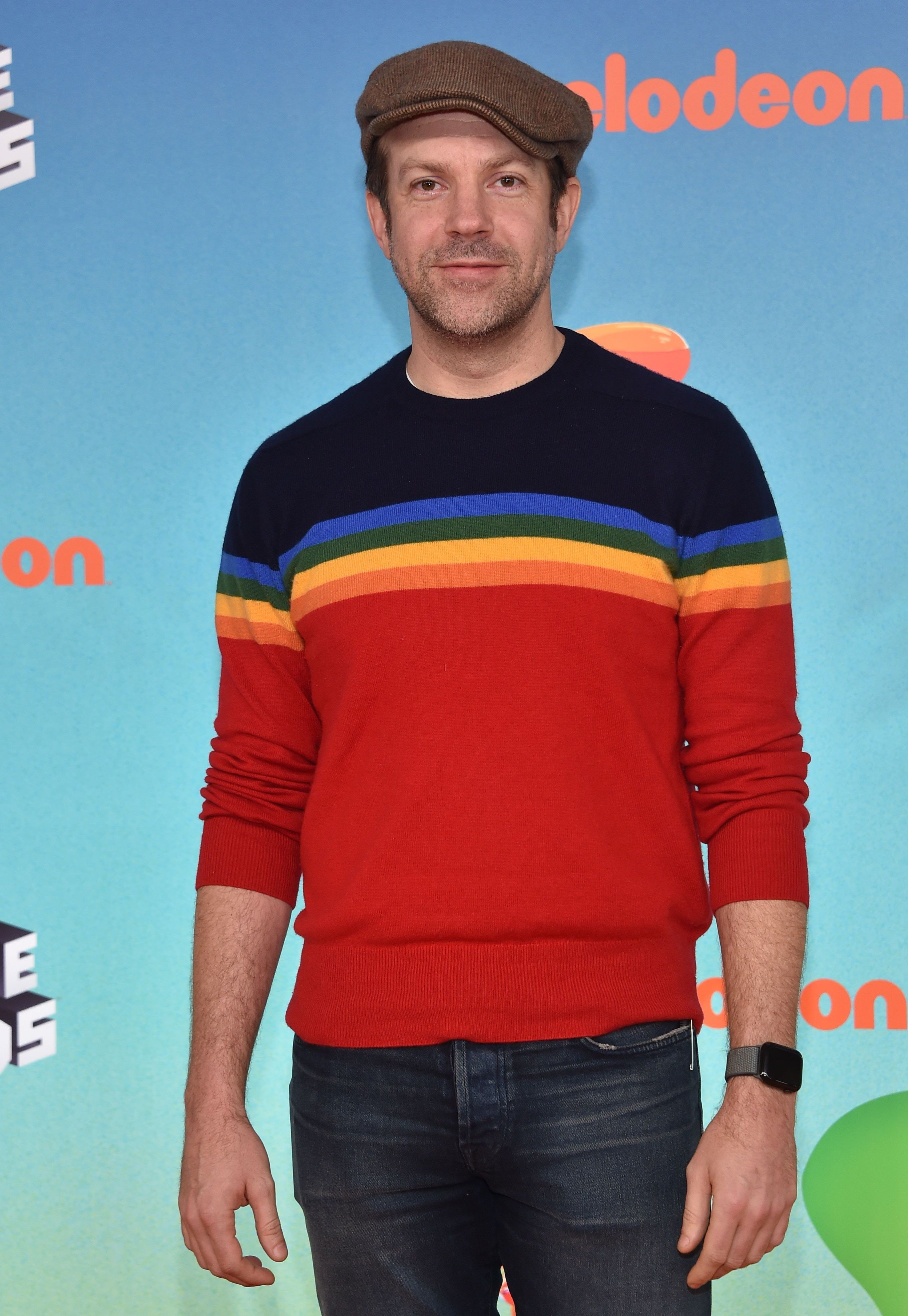 Jason Sudeikis at the 32nd Annual Nickelodeon Kids' Choice Awards in 2019 in Los Angeles | Source: Getty Images