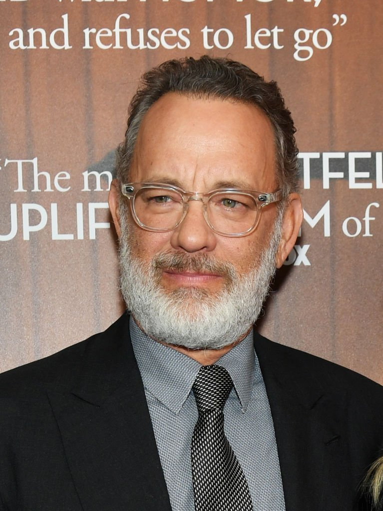 Tom Hanks And Wife Rita Wilson React To News That The Actor Is Fred Rogers Sixth Cousin