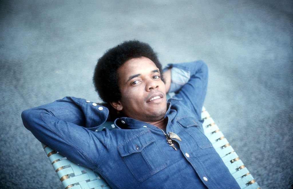 Photo of Johnny Nash on January 01, 1970 | Photo: Getty Images