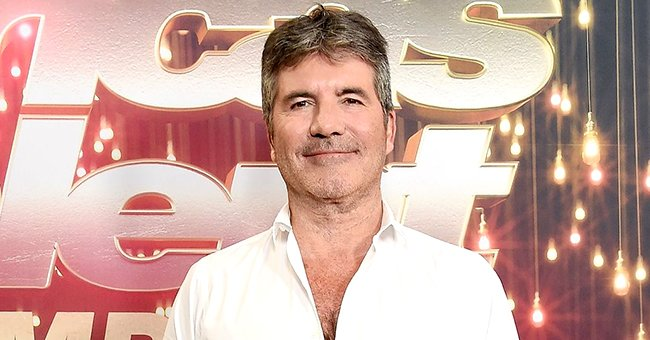 Simon Cowell Works on Strengthening in His Back as He Prepares for His Return to AGT