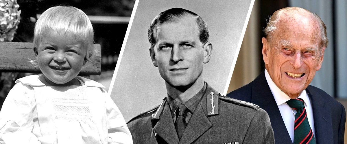Prince Philip Passed Away at 99 — a Look Back at His Life in Photos