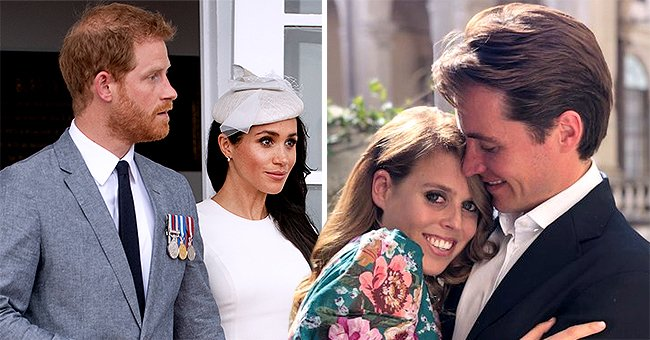 Page Six: Prince Harry & Meghan Markle Reportedly Plan to Attend Princess Beatrice's Royal Wedding in May