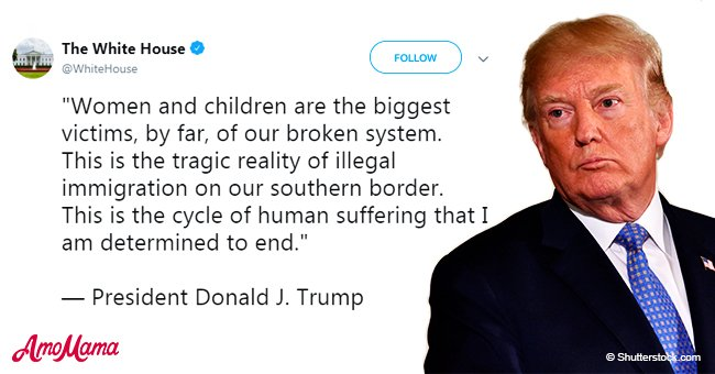 President causes backlash for calling women and children 'biggest victims of our broken system'