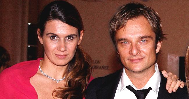 Qui est Alexandra, la femme de David Hallyday et mère de son fils