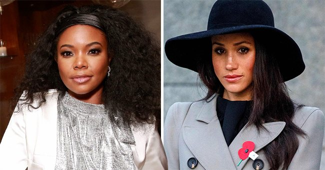Gabrielle Union Shares Her Thoughts on Meghan Markle's Royal Staffers Allegations of Bullying