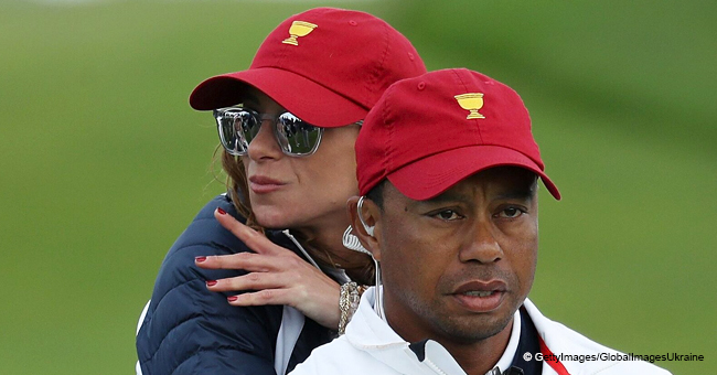 Tiger Woods' Girlfriend Erica Herman Has Reportedly Tamed Him