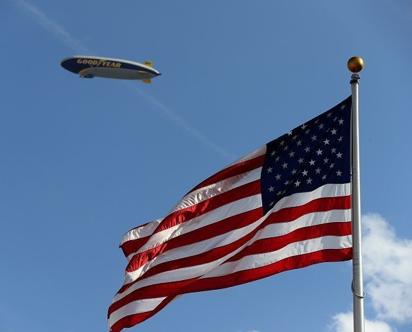 The American Flag | Photo: Getty Images/Global Images of Ukraine