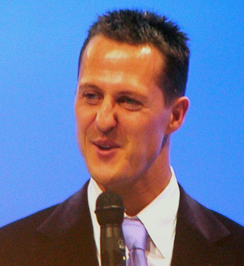 Michael Schumacher | Quelle: Wikimedia Commons