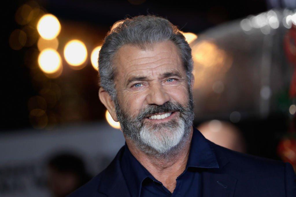 Mel Gibson llega al estreno británico de 'Daddy's Home 2' en Vue West End, el 16 de noviembre de 2017 en Londres, Inglaterra. | Imagen: Getty Images