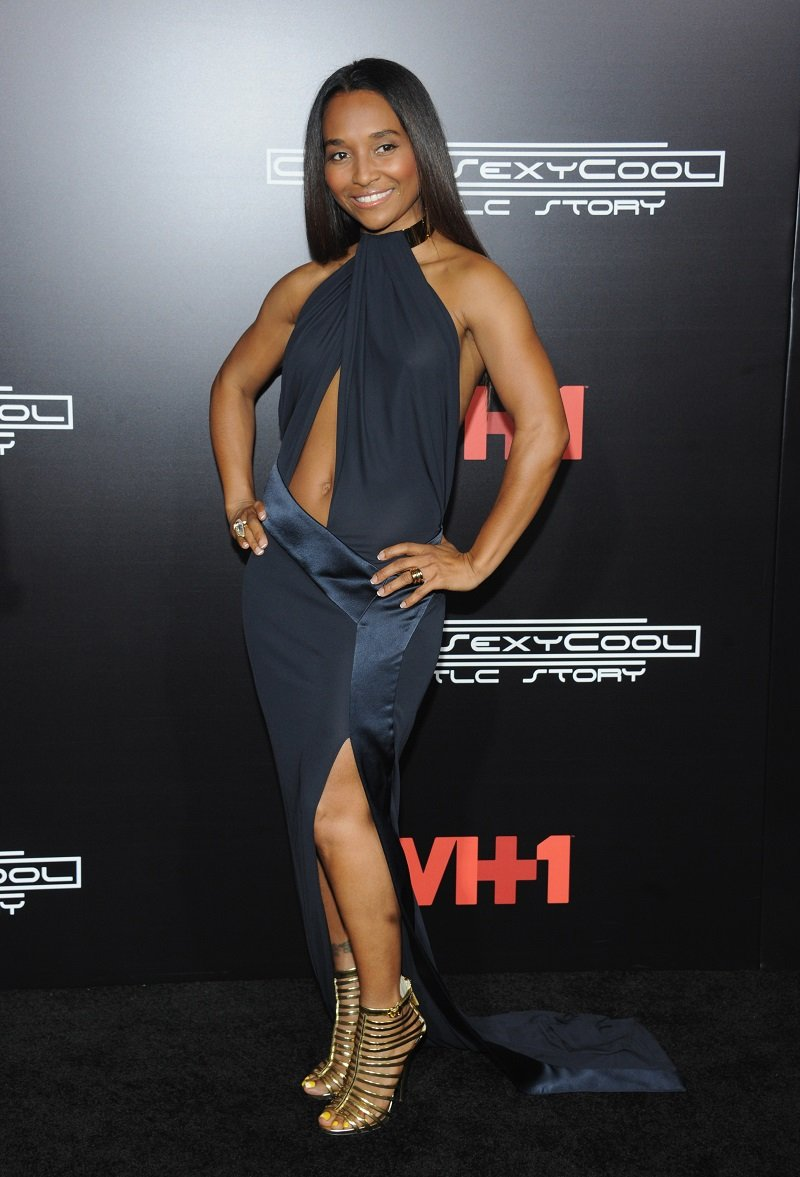 """Rozonda """"Chilli"""" Thomas on October 15, 2013 in New York City 