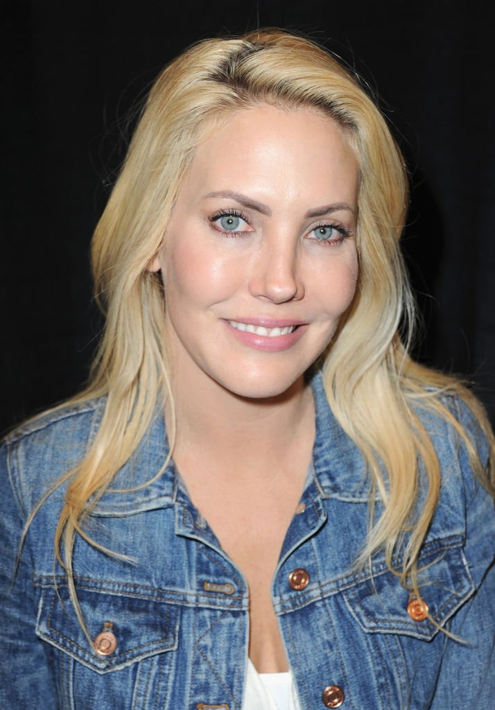 Actress Mercedes McNab attends WhedonCon 2018 held at Warner Center Marriott  | Getty Images