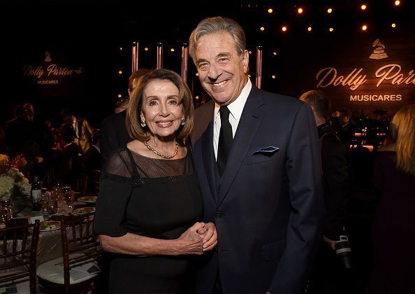 Nancy Pelosi und Paul Pelosi, Kalifornien | Quelle: Getty Images