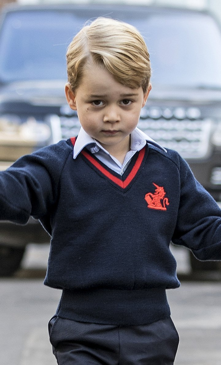 Prince George. I Image: Getty Images.