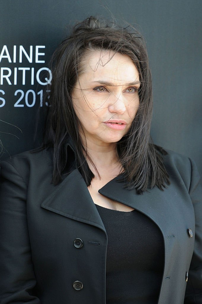 Béatrice Dalle en 2013. Photo : Getty Images