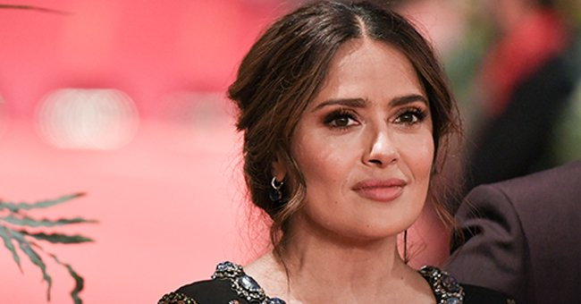 Salma Hayek Reflects on Good Times with a Cute Throwback Photo of Her Daughter Valentina