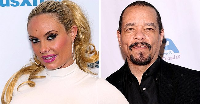 Ice-T's Wife Coco Austin Is Trying to Stay Positive Amid Chaos with Butterfly Nail Art