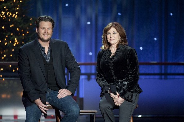 Blake Shelton and Dorothy Shackleford in 2012. | Photo: Getty Images