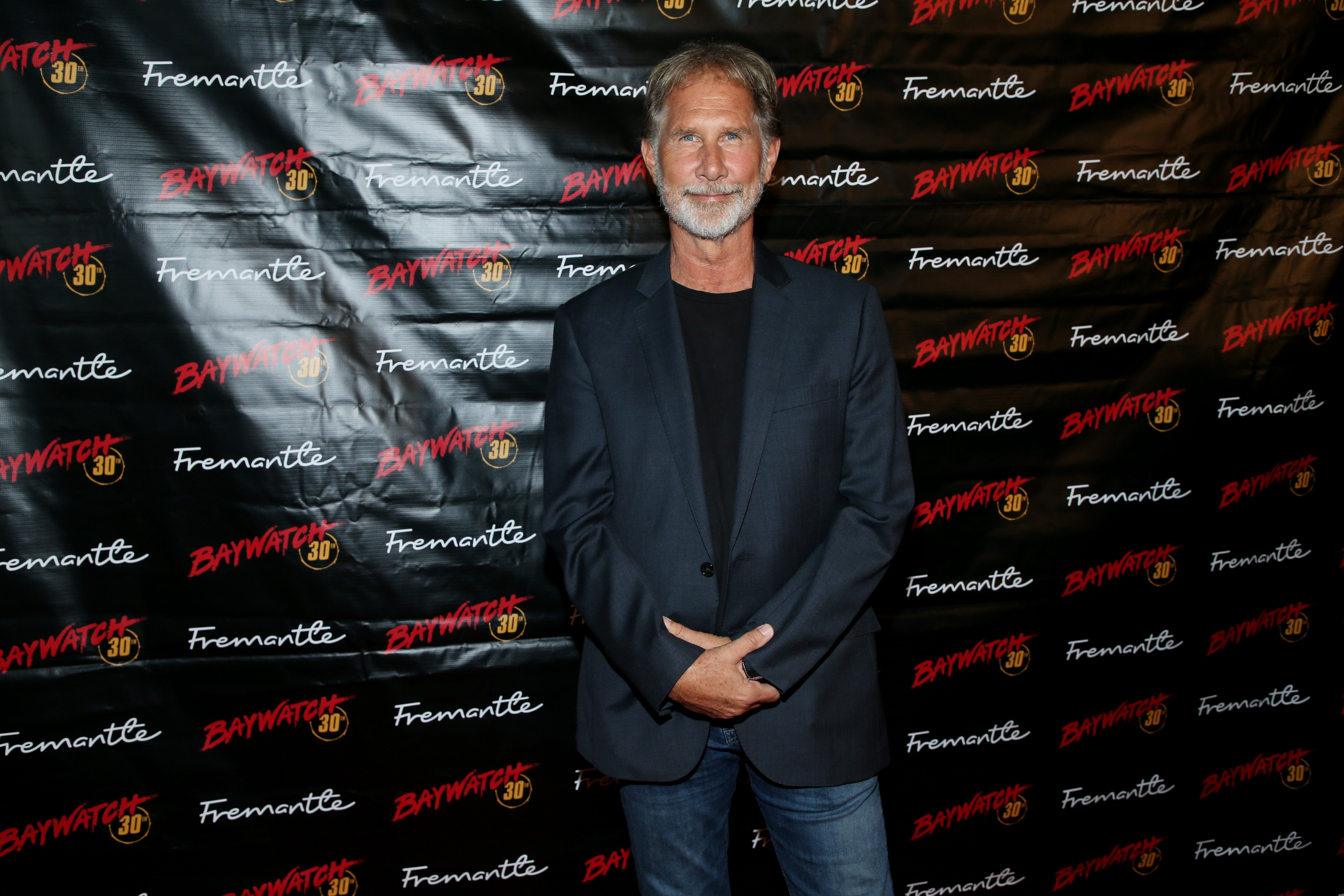 "Parker Stevenson attends the 30th anniversary of ""Baywatch"" at the Viceroy Hotel on September 24, 2019 