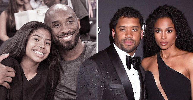 Ciara & Russell Wilson Mourn Kobe & Gigi Bryant One Year after Helicopter Crash — See Tributes