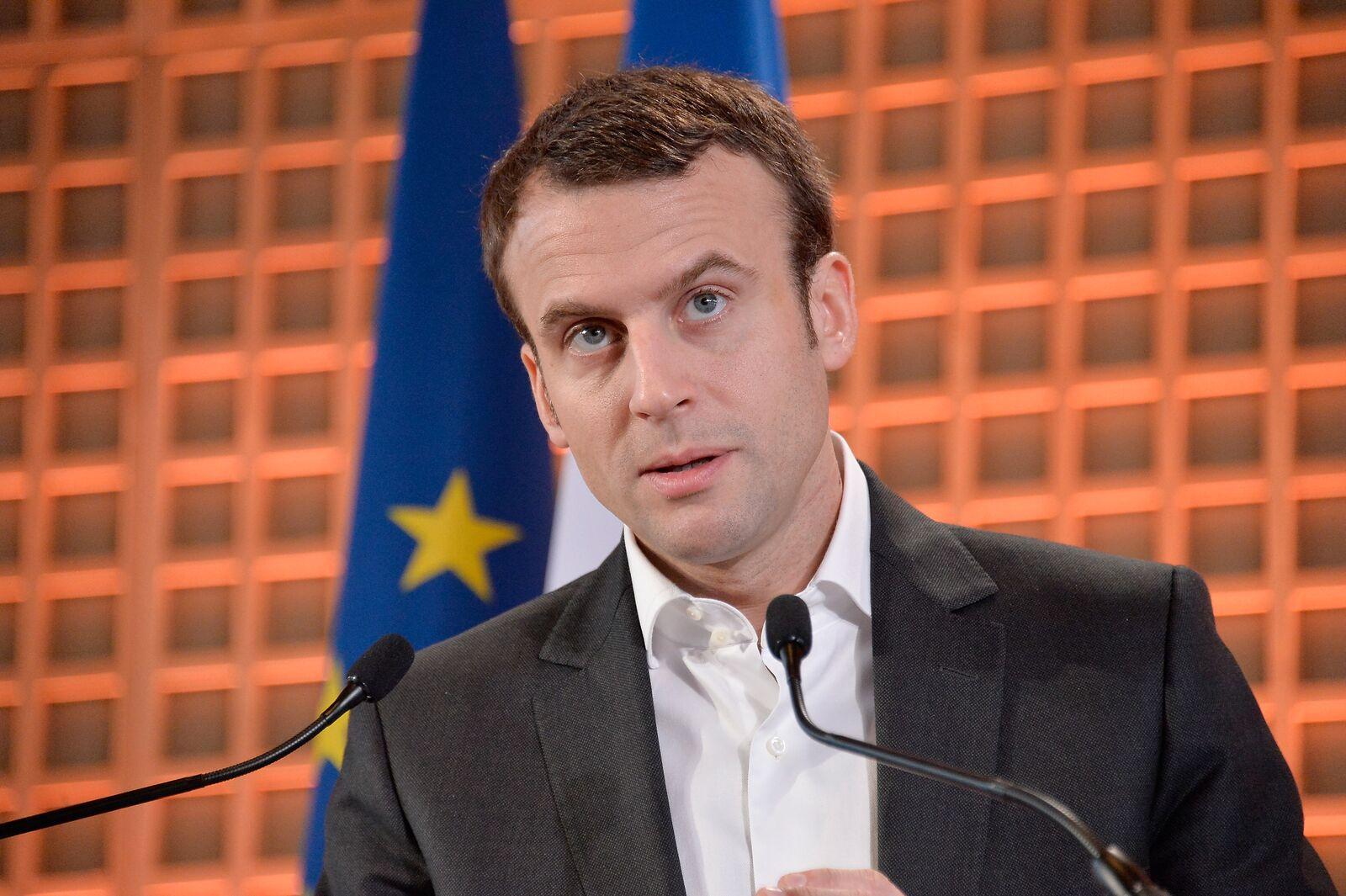 Le président de la république Française   Photo : GettyImage