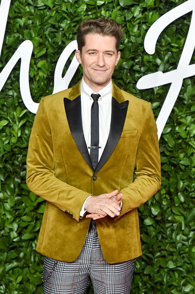 Matthew Morrison at Royal Albert Hall on December 02, 2019 in London, England.   Photo: Getty Images