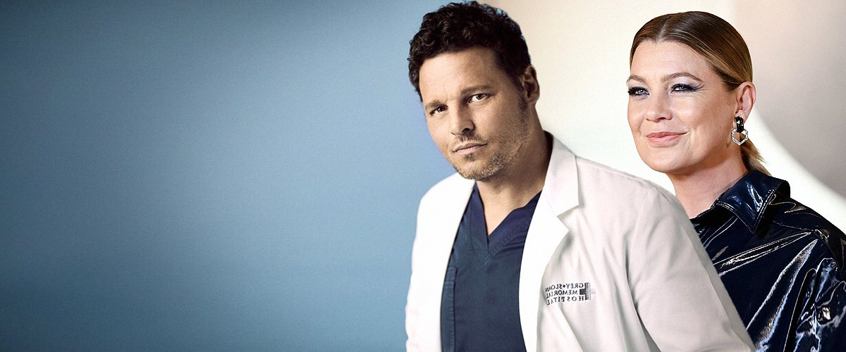 Actress Ellen Pompeo Reacts to Justin Chambers' Departure from 'Grey's Anatomy' after 15 Years