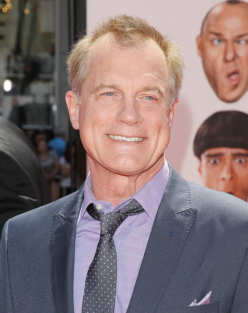 """Stephen Collins at Los Angeles premiere of """"The Three Stooges"""" on April 7, 2012 