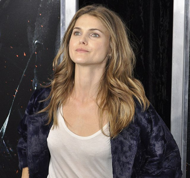 """Keri Russell at the film premiere of """"Harry Potter and The Deathly Hallows."""" 