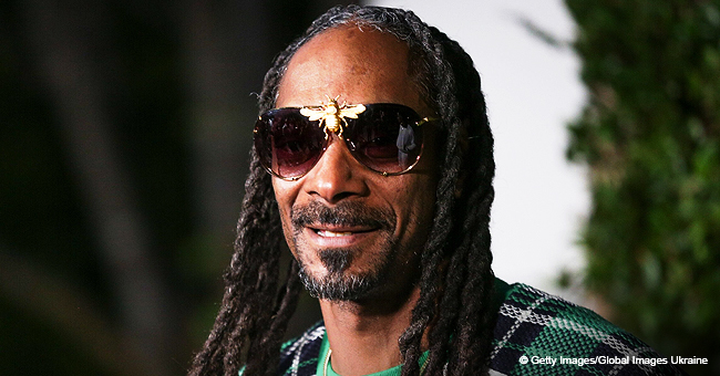Snoop Dogg's Teen Daughter Flaunts Her Natural Beauty as She Shares New Photo with Boyfriend