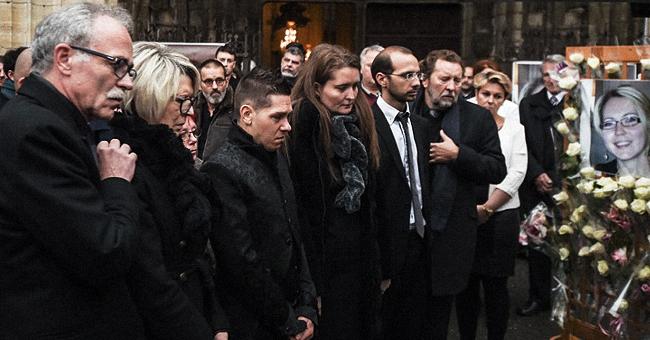 La famille d'Alexia Daval rencontre à nouveau Jonathan pour reconstater le meurtre