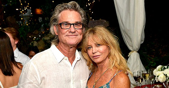 Goldie Hawn Shares Secret to Healthy Relationships during Quarantine